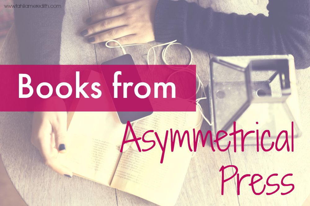 Books from Asymmetrical Press