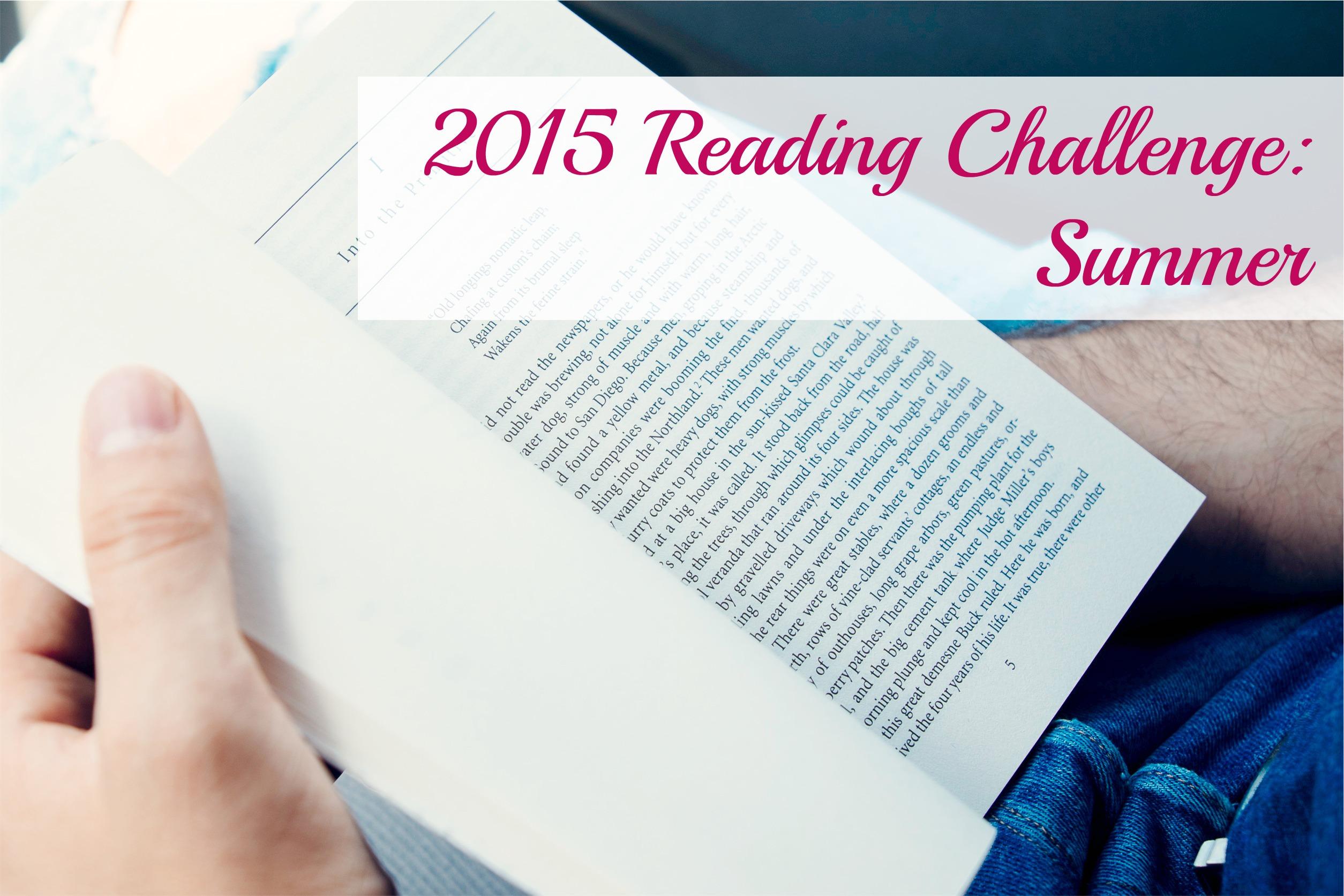 2015 Reading Challenge: Summer