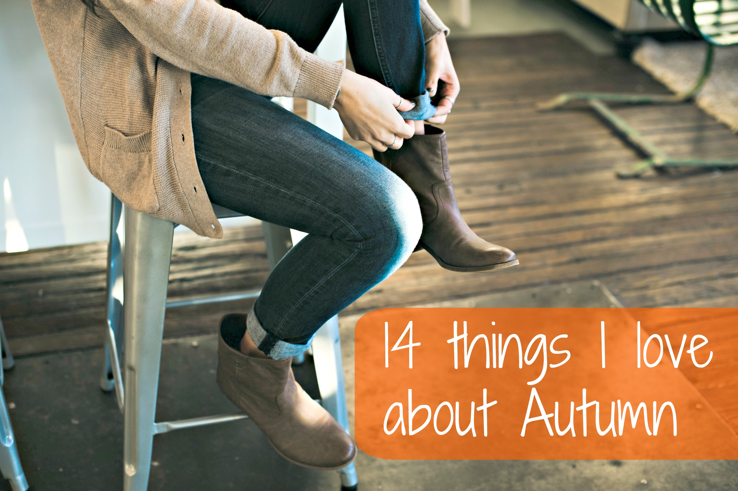 14 things I love about Autumn